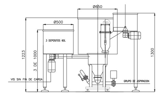 imagen POWDER DS plano general micros